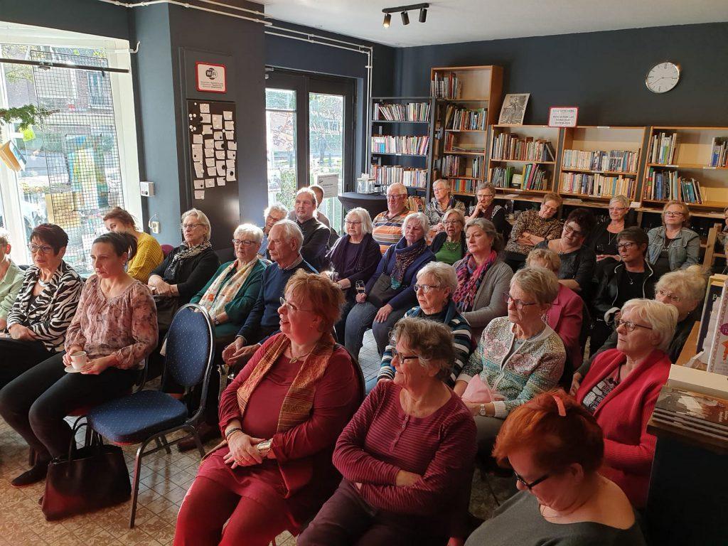 Leeszaal Vreewijk lezingen
