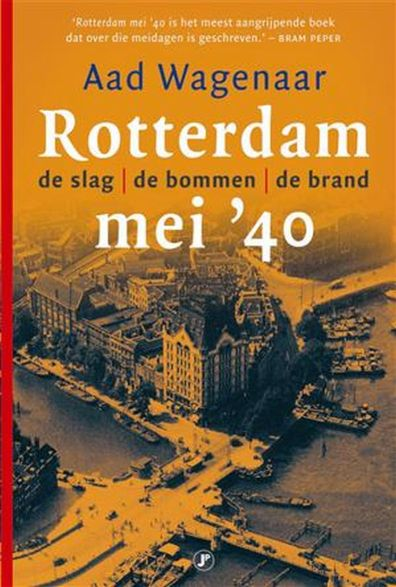 Leeszaal Vreewijk Rotterdam mei 1940